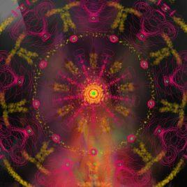 Mandala vibratoire, purification par le feu -à télécharger gratuitement