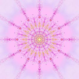 Mandala «Mère Divine» – à télécharger gratuitement